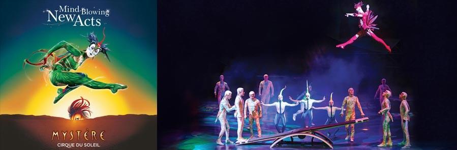 Mystere - Cirque du Soleil - Las Vegas